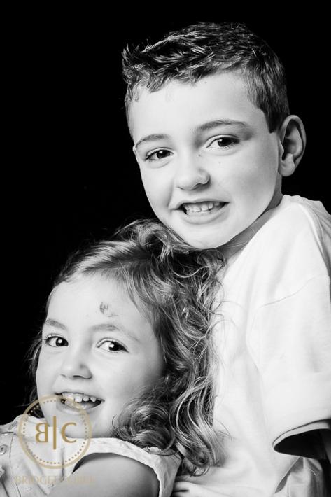 Family - Then & NOw - LIndy Parr - Neve & Evan - by Bridget Corke 2